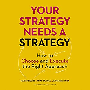 Your Strategy Needs a Strategy Audiobook