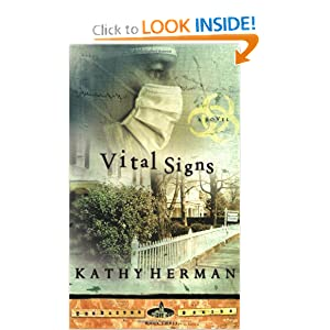 """Vital Signs"" by Kathy Herman :Book Review"