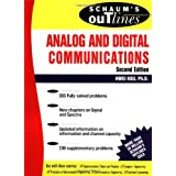 Schaum's Outline of Analog and Digital Communications (Schaum's Outline Series)by Hwei P Hsu