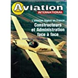 AVIATION MAGAZINE [No 654] du 15/03/1975 - Lâ AVIATION LEGERE EN FRANCE - CONSTRUCTEURS ET ADMINISTRATION FACE...