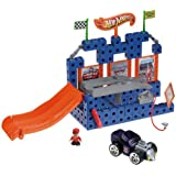 Fisher-Price TRIO HOT WHEELS Lift 'n Go Garage