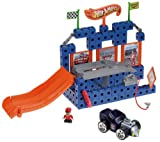 Fisher-Price TRIO Lift 'n Go Garage Speed Shop Garage