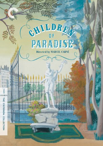 DVD : Children of Paradise (Criterion Collection) (Black & White, , Mono Sound, 2 Disc)