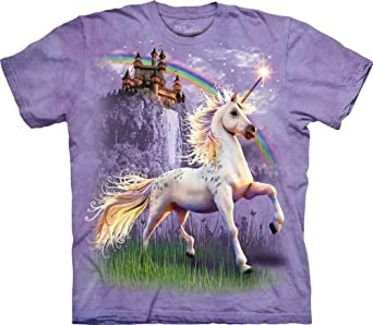 The Mountain Unicorn Castle T-Shirt - Large