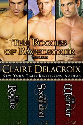 Claire Delacroix - The Rogues of Ravensmuir Boxed Set