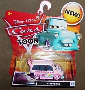 Disney / Pixar CARS TOON 155 Die Cast Car Bye Bye Kar