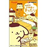 Chillin with Pompom pudding room eight pieces shokugan / gum (Sanrio)