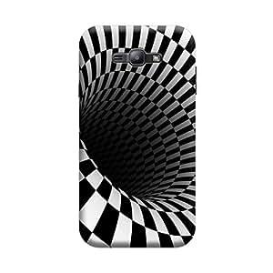 Digi Fashion Designer Back Cover with direct 3D sublimation printing for Samsung Galaxy J1 2016 SM-J120F