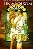 A Scent of Greek (Out of Olympus #2)