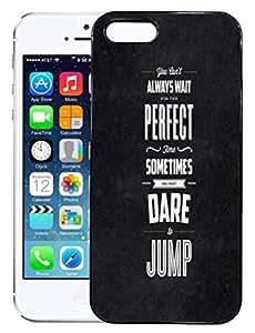 Enlinea Printed 2D Designer Hard Back Case For Apple IPhone SE-10274