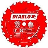 Freud Inc D0620X Diablo Carbide Tipped Circular Saw Blade