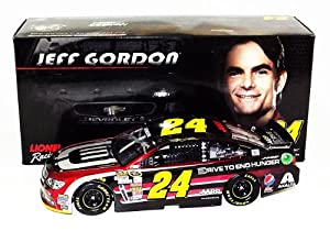 *2X AUTOGRAPHED2014 Jeff Gordon & Alan Gustafson #24 AARP Drive to End Hunger... by Trackside Autographs