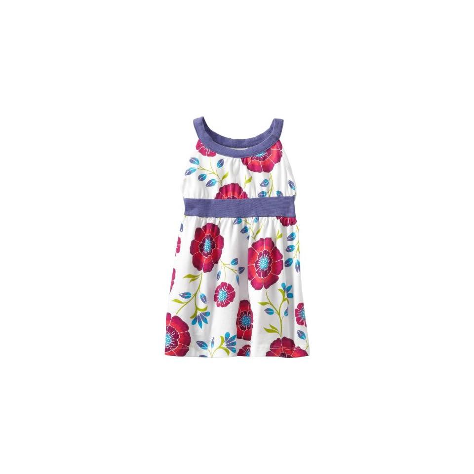 Tea Collection Baby Girls African Poppy Halter Dress