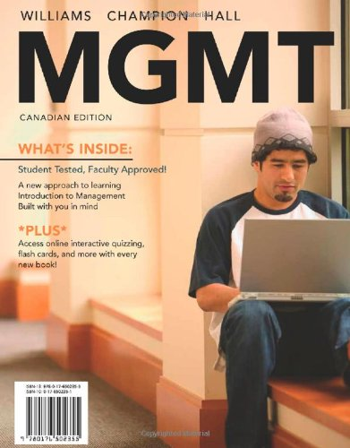 CDN ED MGMT, 1st Edition