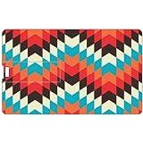 Design Worlds Design Credit Card 16 GB Pen Drive Multicolor - B01GL2B1BW