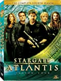 Stargate Atlantis: Season 4 (5pc) (Ws Sub Ac3) [DVD] [Import]