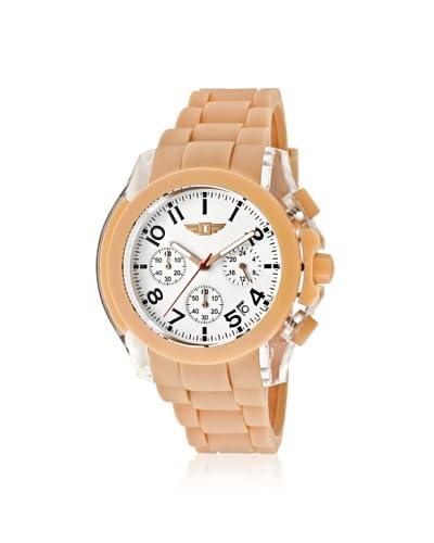 I by Invicta Men's 43949-005 Salmon/White Polyurethane Watch
