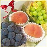 旬のフルーツ盛り合わせセット【BOX】 お祝いやギフト・法事にはフルーツギフトボックス旬のフルーツのギフト対応の箱入り!