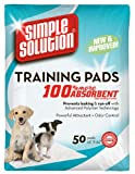 Simple Solution Original Training Pads, 50 Pads