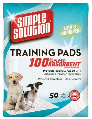 Detail image Simple Solution Original Training Pads, 50 Pads