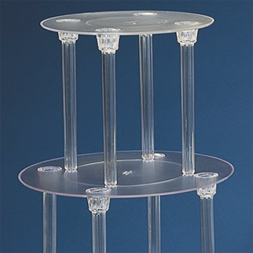 Wedding Cake Plates Stands 4 Tier Wedding Cake Stand Divider Set