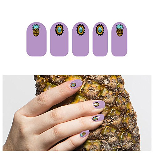 tattify-pineapple-nail-wraps-pining-for-you-set-of-22