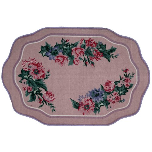 Country Festival Flower Area Rug 39