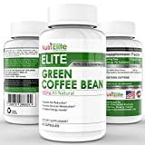 Green Coffee Bean Elite - NEW!!! 100% Pure Organic Green Coffee Bean Weight Loss Formula with Chlorogenic Acid ★ 60 Count ★ TV Dr. Recommended - Fat Burner - Natural Weight Loss Supplement - Best Premium Quality - 100% Guarantee!