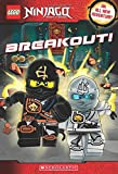 img - for LEGO Ninjago: Breakout (Chapter Book #8) book / textbook / text book