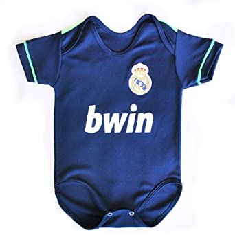 Real Madrid Baby Clothes