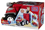 Mega Bloks 3-in-1 Fire Truck Ride On Toy