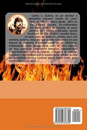 Pavadas de un Otario: (Versión libro)