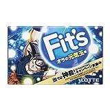 ロッテ Fit's<オラの元気玉味> 12枚入×10個