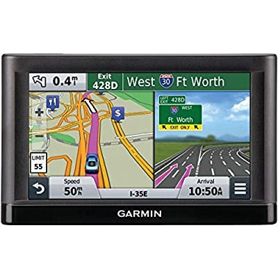 Garmin nüvi 56 GPS Navigators System with Spoken Turn-By-Burn Directions, Preloaded Maps and Speed Limit Displays