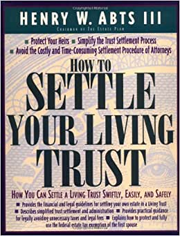 Who can write a living trust