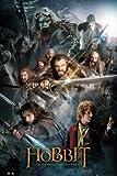 GB eye 61 x 91.5 cm the Hobbit Collage Maxi Poster