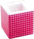 C Riethmuller Gmbh A1200107 Décoration de Fête Bougie Pink