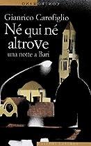 Contromano: NE Qui NE Altrove (Italian Edition)