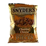 Snyder's Pretzel Pieces - Chedder Cheese