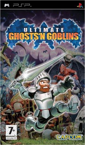 Download Ultimate Ghosts 'n Goblins - PSP Game Direct Link
