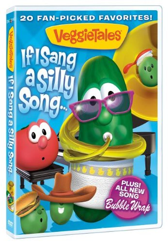 DVD - Veggie Tales: If I Sang A Silly Song - 1