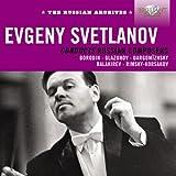Svetlanov Conducts Russian Composers