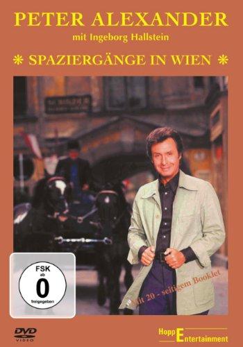 Peter Alexander - Spaziergänge in Wien