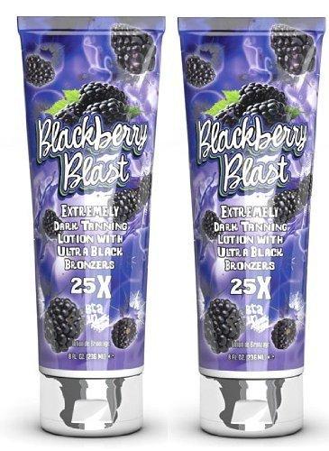 2-x-fiesta-sun-blackberry-blast-236ml-sunbed-lotion-tanning-cream-by-pbi