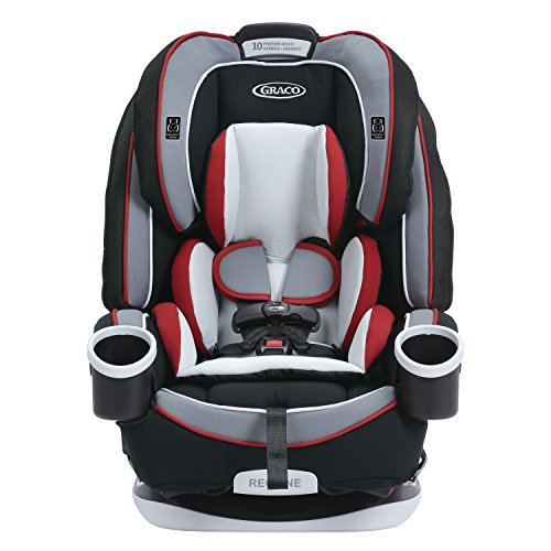 graco 4ever all in one car seat cougar baby shop. Black Bedroom Furniture Sets. Home Design Ideas