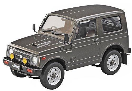 ハセガワ 1/24 ヒストリックカーシリーズ スズキ ジムニー JA11-5型 プラモデル HC22 -