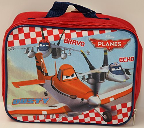 Disney Planes Insulated Lunch Bag - Lunch Box - 1