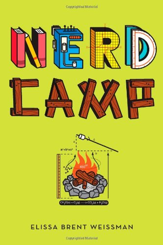 USED GD Nerd Camp by Elissa Brent Weissman