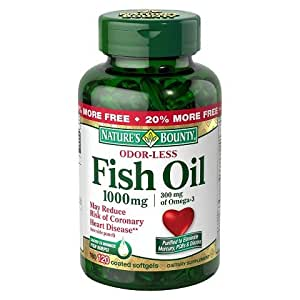 Nature S Best Fish Oil Review