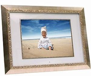 Digital Spectrum MemoryVUE Gallery MV-1700 Plus 17-Inch Digital Picture Frame (Gold)